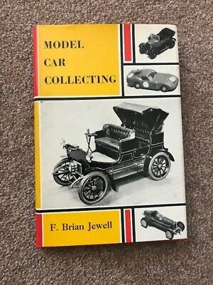Model Car Collecting by F Brian Jewel