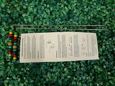 R010 Dowsing Rods Divining L-Rods - handcrafted Brass, Water, Ghosts, Gems