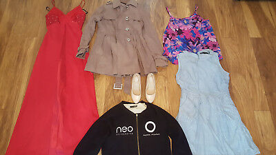 Job Lot Womens Mixed Size - Used Clothing 10KG Bag - Good Condition