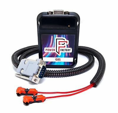 Chiptuning AUDI A3 I (8L) 1.8 92kW 125PS 1996-2003 Chip Box PowerBox GS1