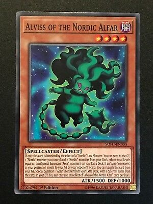 Yugioh: Alviss of the Nordic Alfar SOFU-EN000 - Common - 1st Edition