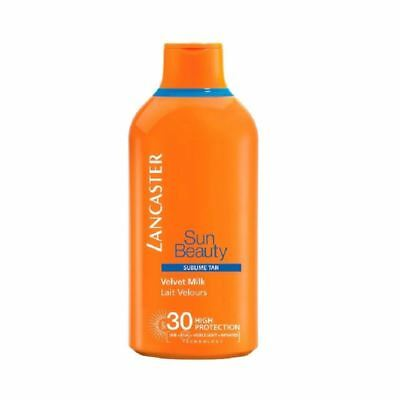 Lancaster Milk Velvet Sun Beauty SPF 30 - 400ml 1 2 3 6 12 Paquets