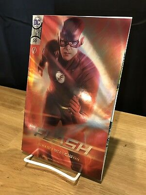 NYCC Exclusive - Flash #55 FOIL Variant