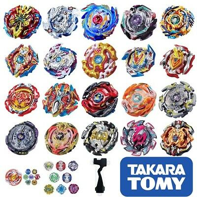 Toupie Takara Tomy Beyblade Burst Starter, Booster, Accessory, Lanceur / Select