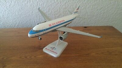 Hogan 1:200 US Airways Piedmont Airbus A319 RARE