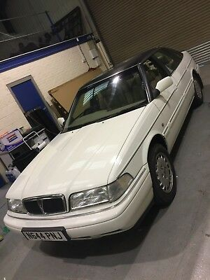 Rover Sterling 800 1996 Immaculate Full Mot  Genuine 77K Mileage