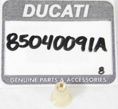 1 pc NEW Genuine Ducati Motorcycle Quick Fastening Clamp OEM 85040091A NOS Part