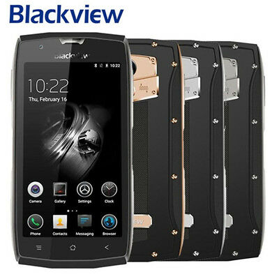 Blackview BV7000 IP68 Impermeabile 2GB 16GB NFC Cellulare 4G Smartphone TOUCH ID