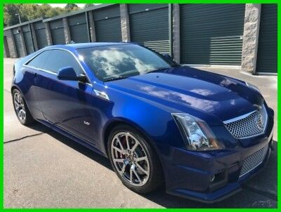2012 Cadillac CTS  2012 Used 6.2L V8 16V Automatic RWD Coupe OnStar Premium Bose