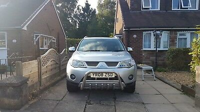 Mitsubishi Outlander Diamond TD Estate 4WD