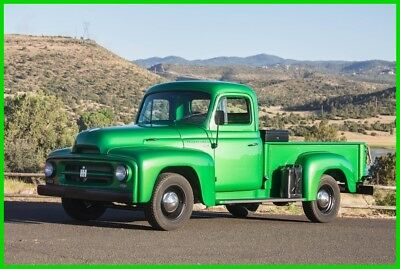1952 R-110  1952 International R-110 2WD Pickup Truck, 15 Miles on Restoration, Straight Six