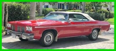 1975 Oldsmobile Eighty-Eight  1975 Oldsmobile 88 Royale  Automatic RWD, 455 Big Block V8, New Speakers, A/C