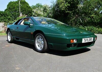 1990 G  Lotus Esprit SE 2.2 Turbo 264bhp
