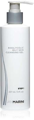 Jan Marini Bioglycolic Oily Skin Cleansing Gel, 8 oz-NEW! FRESH! FAST SHIPPING!