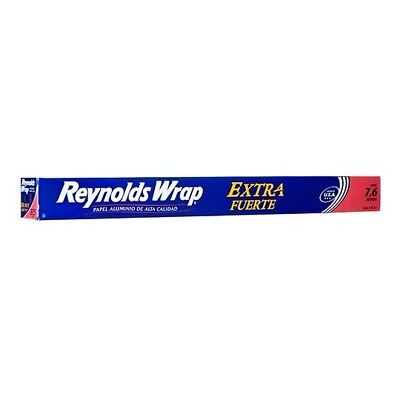 Reynolds Wrap Extra Heavy Duty Aluminum Foil, 37.5 Square Foot Roll