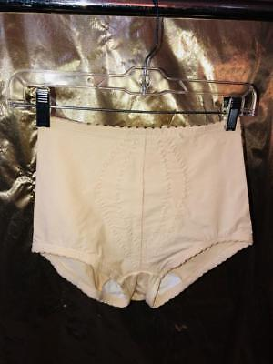 Vintage Playtex Panty Girdle/Brief Size M # 101717