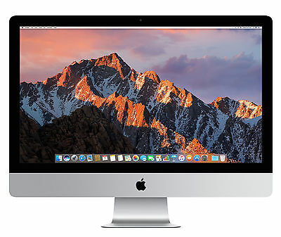 "Apple iMac 21.5"" Desktop with 4K Retina Display, 3.0GHz, MNDY2LL/A - Mid 2017"