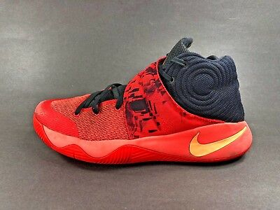 ad53c618faf Nike™ ~ Kyrie 2 INFERNO Basketball Shoes ~ Crimson Red ~ 819583-680 ~