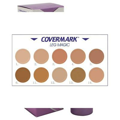 Covermark Leg Magic Maquillage Camouflage Imperméable Jambes & Corps Teinte...