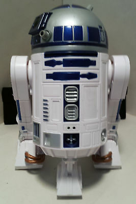 Hasbro Star Wars 2002 Voice Activated R2-D2 Interactive Astromech Droid Robot