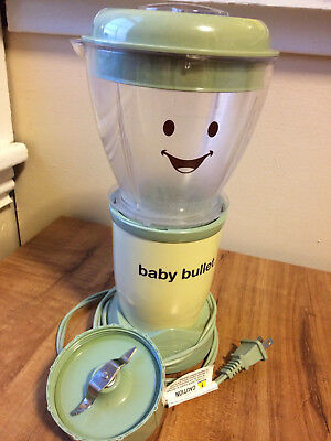 Baby Magic Bullet food grinder blender