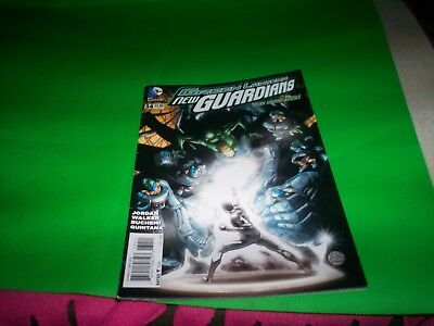 Dc  Comicgreen Lantern  New Guardians The New 52  2O14 #34 Highly  Collectible