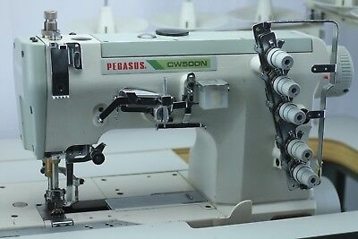 Pegasus CW500N Industrial Flatbed Cover-stitch Automatic Sewing machine