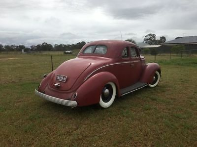 1938 Ford Standard Coupe  hot rod traditional flathead rhd