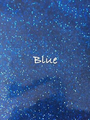 10g Blue Glitter Dust. Bath Bombs. Soap. Cosmetics. Nails. Crafts.