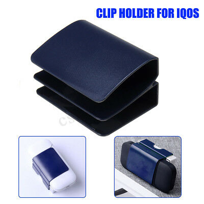 ABS Portable Storage Case Protective Cover Clip Mental Clip Holder FOR IQOS