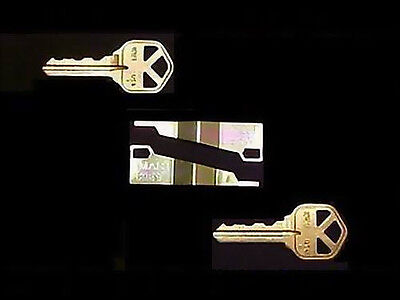Kwikset Smart Key Rekey Kit - 2 Rekey Tools - 2 Keys - Comes With Instructions!