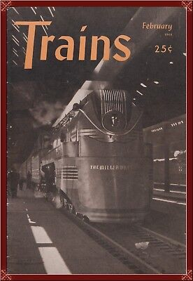 Wwii--German Railroads During Wwii!--Very Rare History From 1944! Rare!
