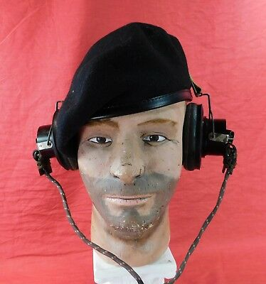 WW 2, British Tanker Headset with Microphone