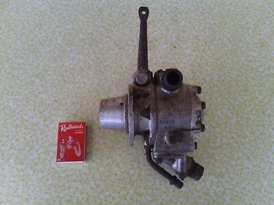 Armstrong Siddeley Cheetah 7 cylinder radial engine fuel pump WW2 aircraft.
