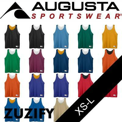 0de329d0789c AUGUSTA BLACK POLYESTER Mini Mesh Tank Top   Singlet - Men s 3XL ...