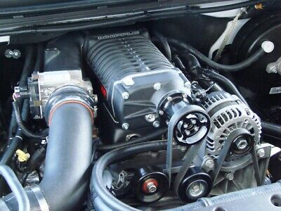 GM Camion Whipple W140AX Caricabatterie Supercharger con Intercooler Intere