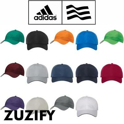 b74f6810a84 ADIDAS PERFORMANCE RELAXED Poly Cap A605 Golf Baseball Hat ...