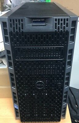 DELL POWEREDGE T320 SERVER - 2.2GHz 4 Core Xeon E5-2407, 24GB RAM, No Disks