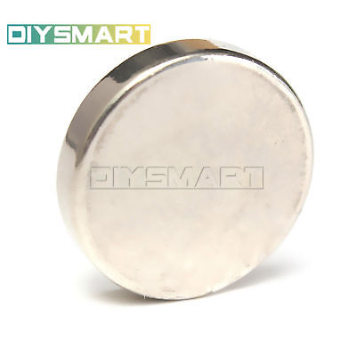 For 1/5pcs Strong Neodymium Rare Earth Large 25x5mm Discs Magnets N35 Grade AU