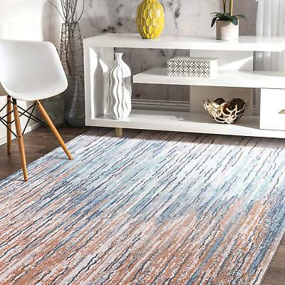 Clearance! Floor Rugs Soft Plush Runners Abstract Carpet 120x170cm 4 Patterns