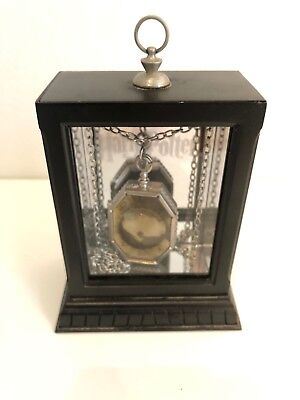 Harry Potter: Official Warner Bros Horcrux Locket from the Cave In Display Case