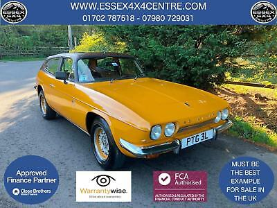 Classic 1973 Reliant Scimitar Gte Automatic 3.0 V6 Se5A - Stunning Condition