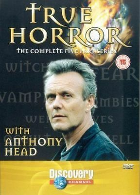 True Horror The Complete Five-Part Series Dvd Anthony Head New Factory Sealed
