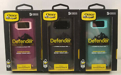 """NEW Rugged Case by Otterbox DEFENDER for 5.8"""" Samsung Galaxy S8 COLORS"""