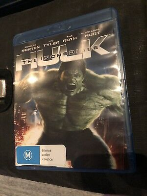Incredible Hulk, The, Blu-ray - Marvel MCU