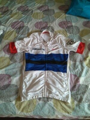 Rapha pro team Tom Simpson jersey ltd edition Size Small