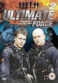 Ultimate Force Complete 2nd Series Dvd Ross Kemp Brand New & Factory Sealed