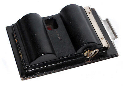 FOR MDIUM FORMAT CAMERA 120 ROLL FILM BACK FILM AREA 85.4 x 58.0