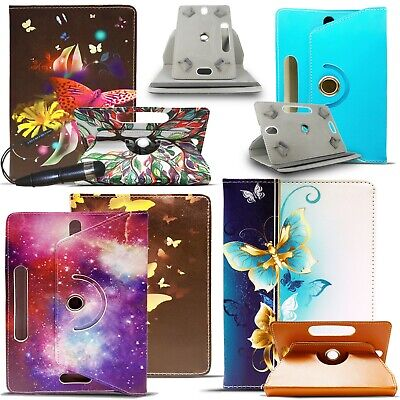 For Lenovo Tab E10 10.1 Inch Tablet 360° Rotating PU Leather Stand Case Cover