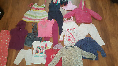 Job Lot Girl Mixed Size Mix Brands - Used Clothing 10KG Bag - Good Condition